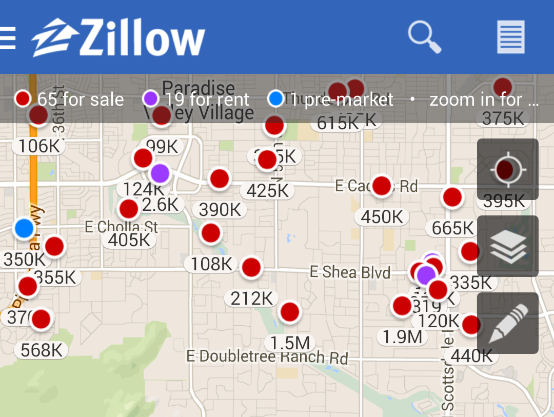 In zillow trulia deal making room for brokers rose law for Zillow site