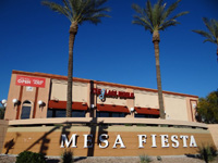 Vacant Retail Plaza In Mesa S Fiesta District To Become