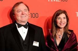American oil mogul Harold Hamm is divorcing his wife of 25 years, Sue Ann