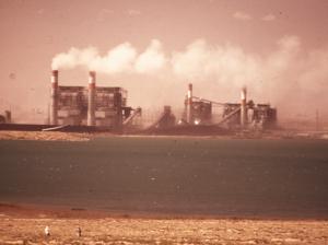 Four Corners Power Plant / Photo: U.S. National Archives
