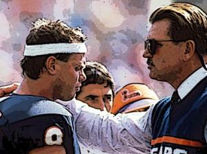 Jim McMahon and Mike Ditka