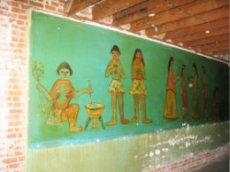 The Ted DeGrazia murals in a longtime Phoenix drag bar may be destroyed in 2015 in the name of redevelopment, but a petition to save them is circulating.