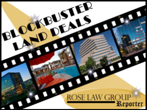 Blockbuster Land Deals