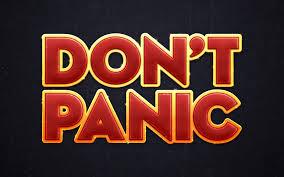 Pollack: Don't panic