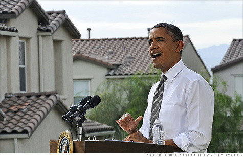 Obama Tells Homeowners To Refinance So Why Is He Paying 5