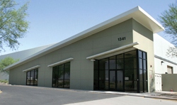 Coolidge warehouse