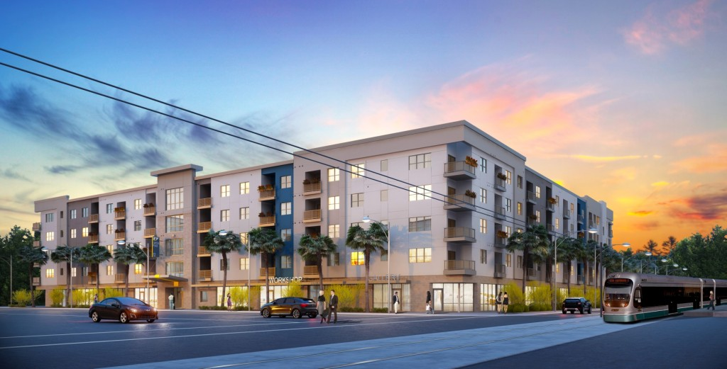 Epoch Residential Adds 292 Apartment Units To Downtown