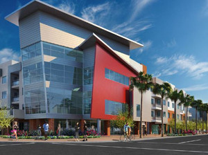 Muse is coming to midtown Phoenix. :Photo- Lennar Multifamily Communities