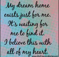 Dream hoem