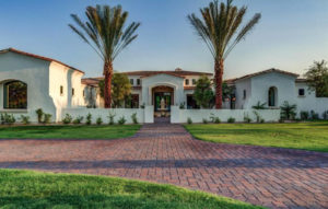 Paradise Valley Norton Luxury Homes With Grand Library, Game Room And  Spectacular Views Of Camelback Mountain Rancho Valencia $3,425,000